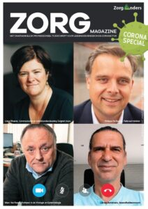 Cover ZORG Magazine Corona