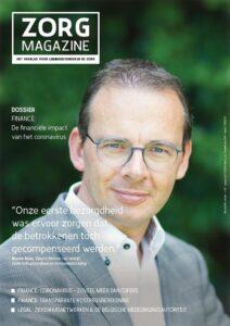 ZORG Magazine cover