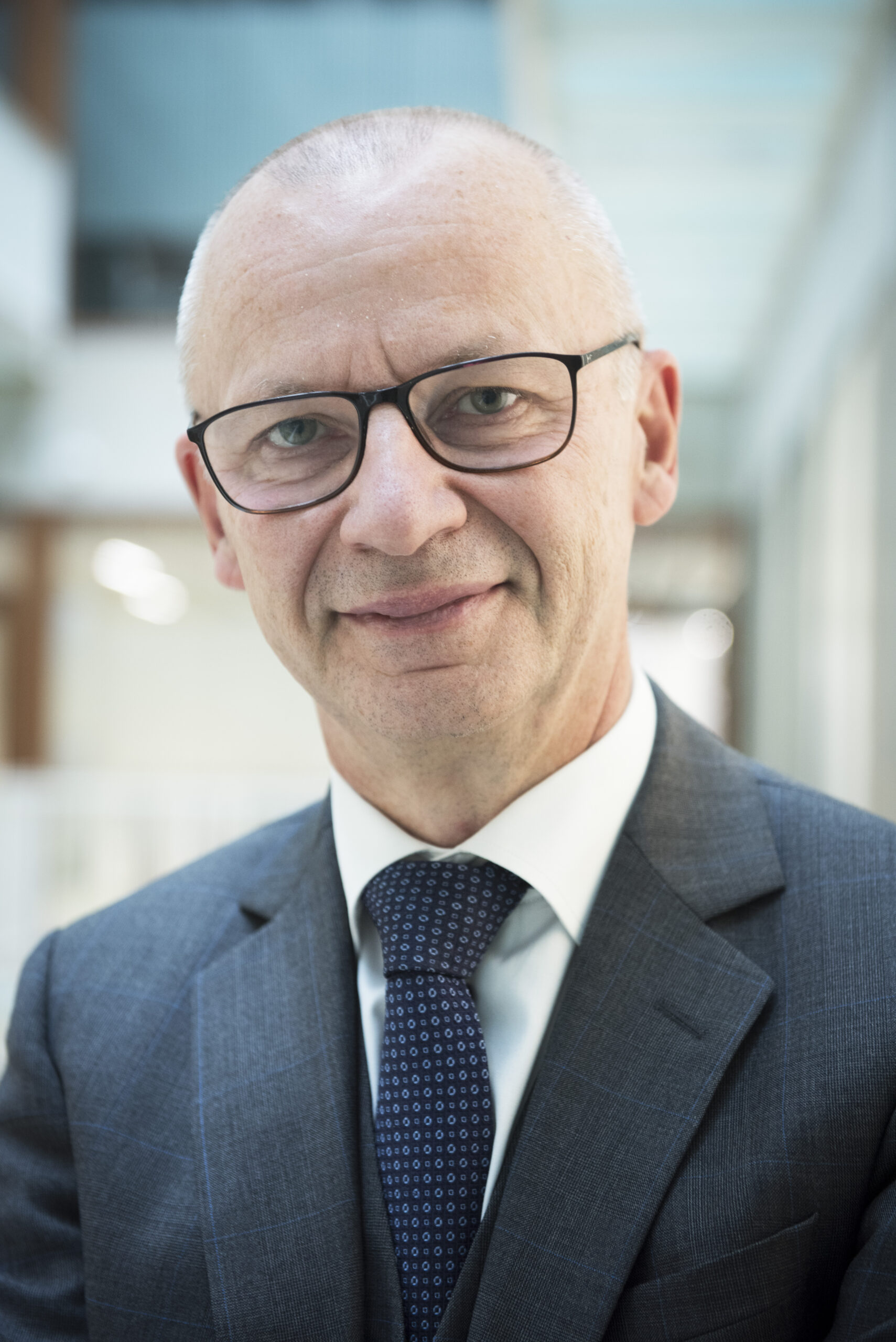 prof. dr. Wim Robberecht, CEO UZ Leuven © UZ Leuven