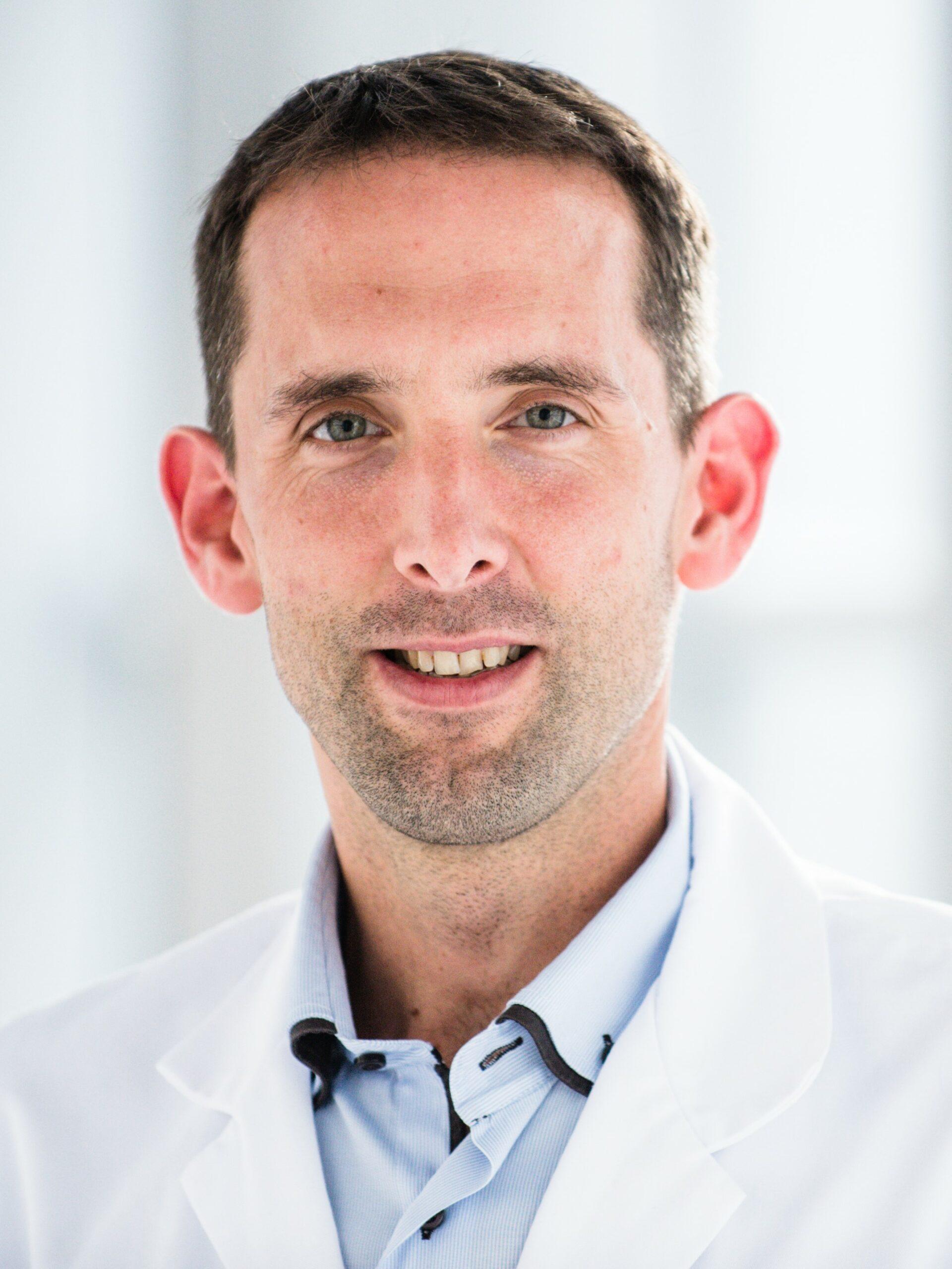 dr. Xavier Geets, radiotherapeut Cliniques universitaires Saint-Luc