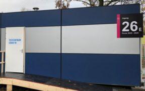 UZ Gent covid-19 testcentrum