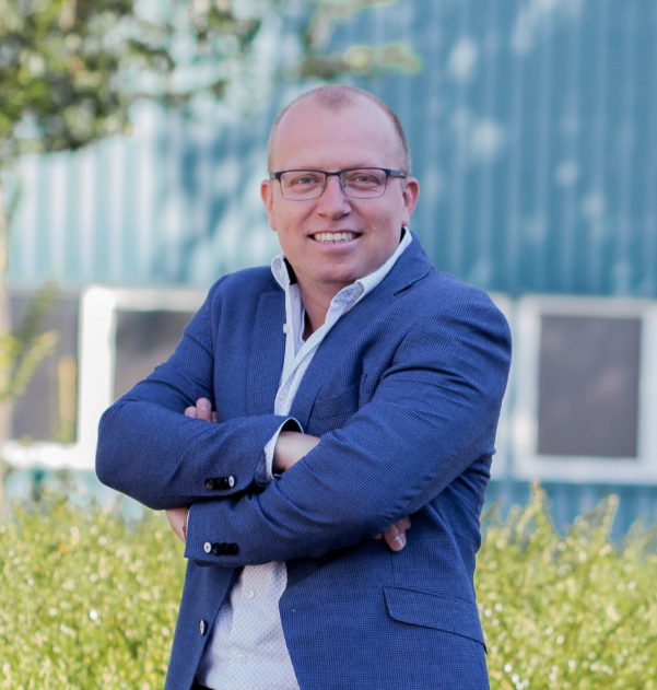 Bas Nederlof Sales Manager Sectra Benelux