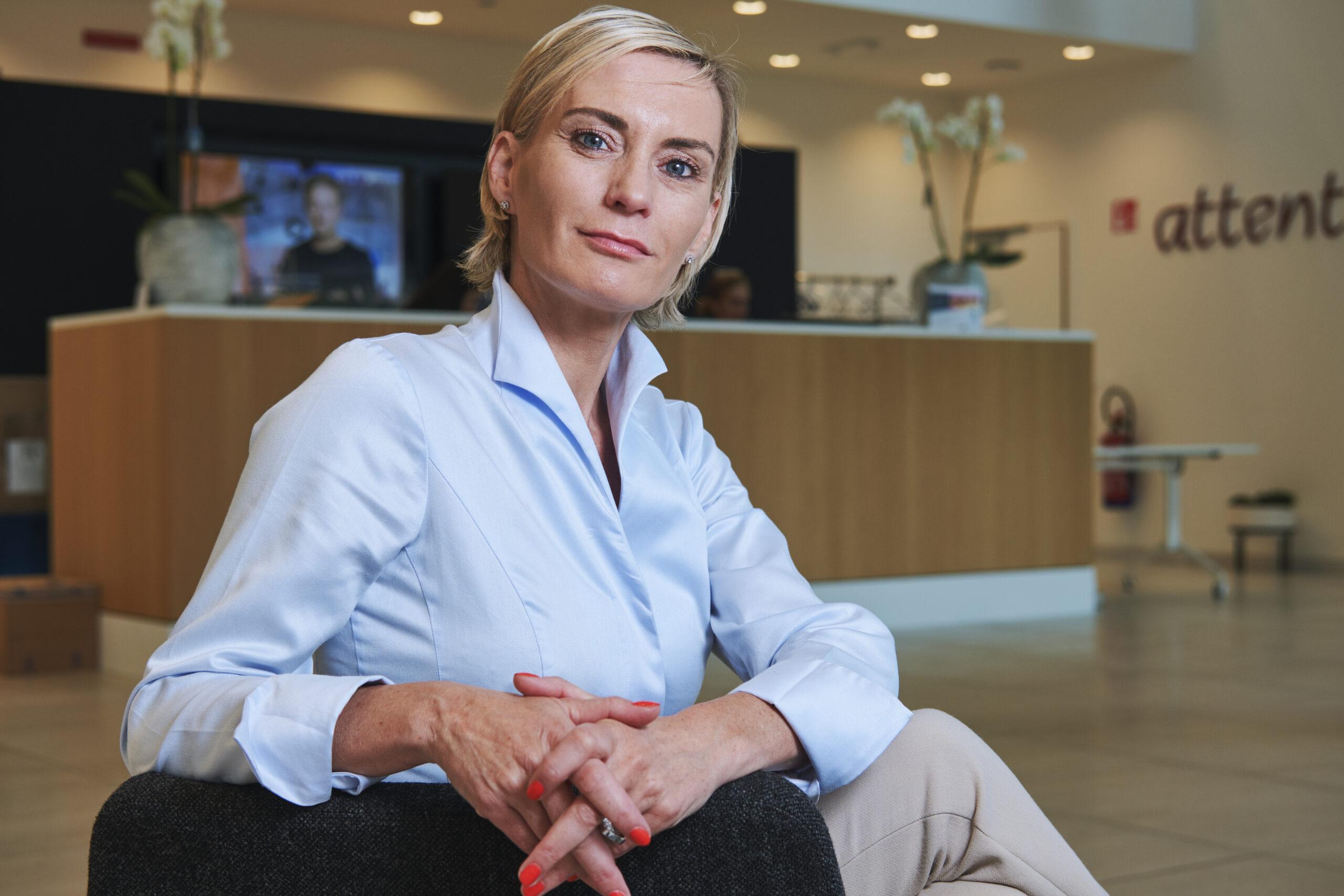 Mirabel Hoys, directeur HR Consulting bijAttentia