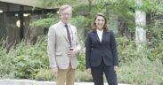 Rita Barilla en Bernard Bruggeman - GVO