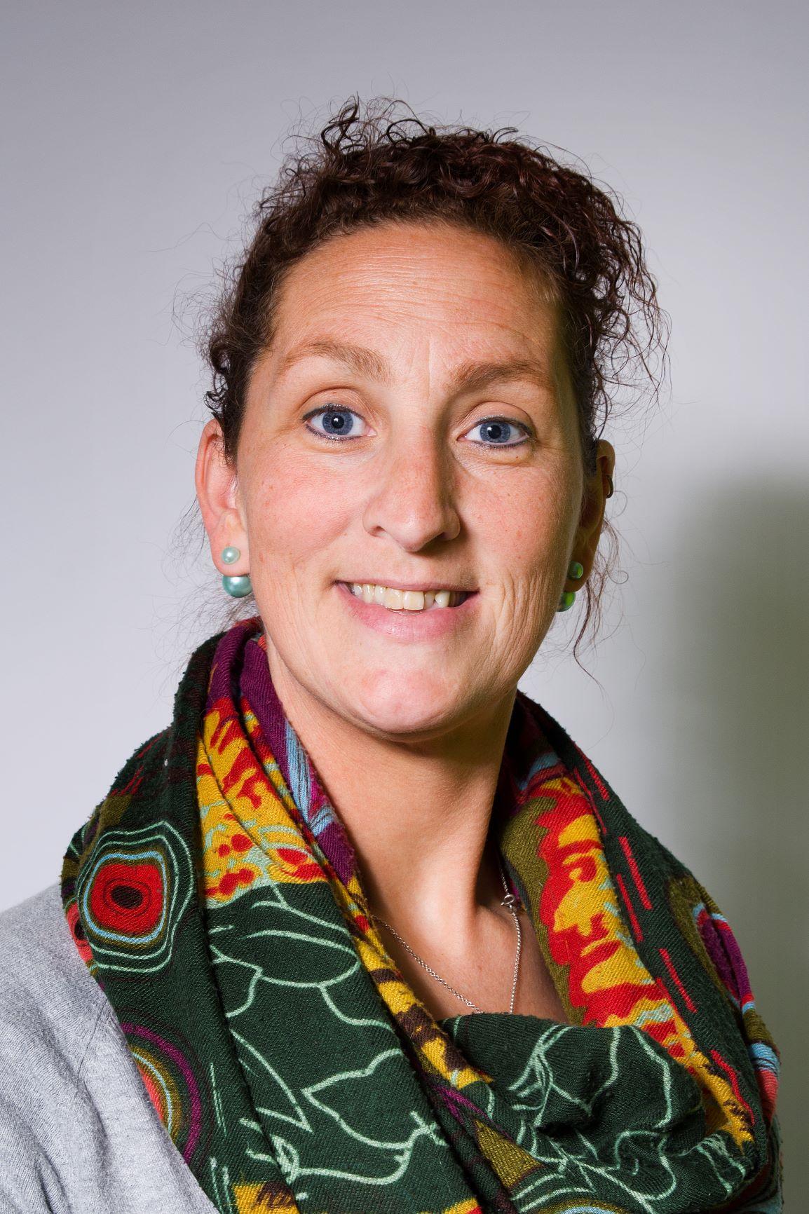 Inge Verstreepen, thuisverpleegkundige in afdeling Rijkevorsel