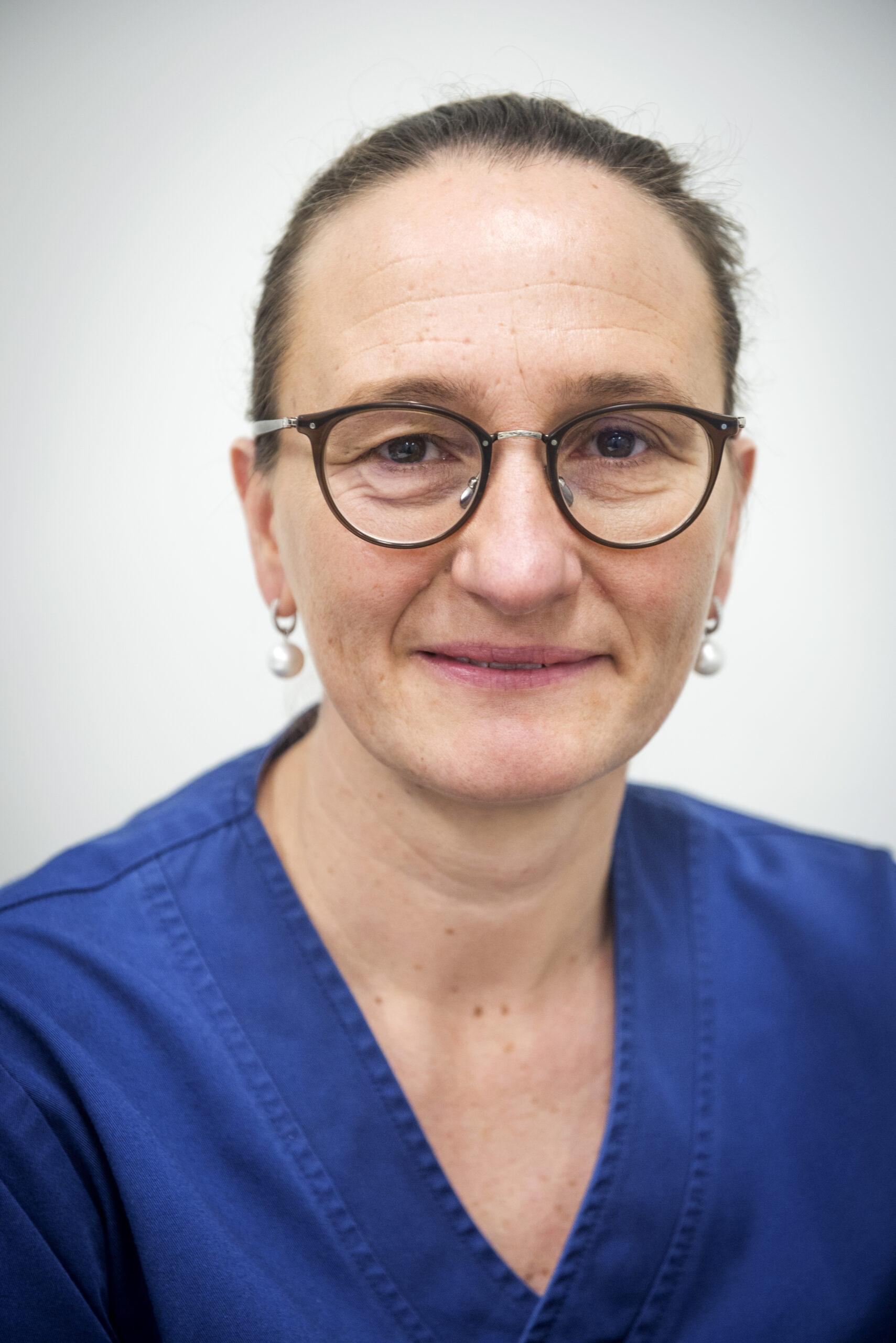 Prof. dr. Ann Smeets, borstkankerchirurg in UZ Leuven
