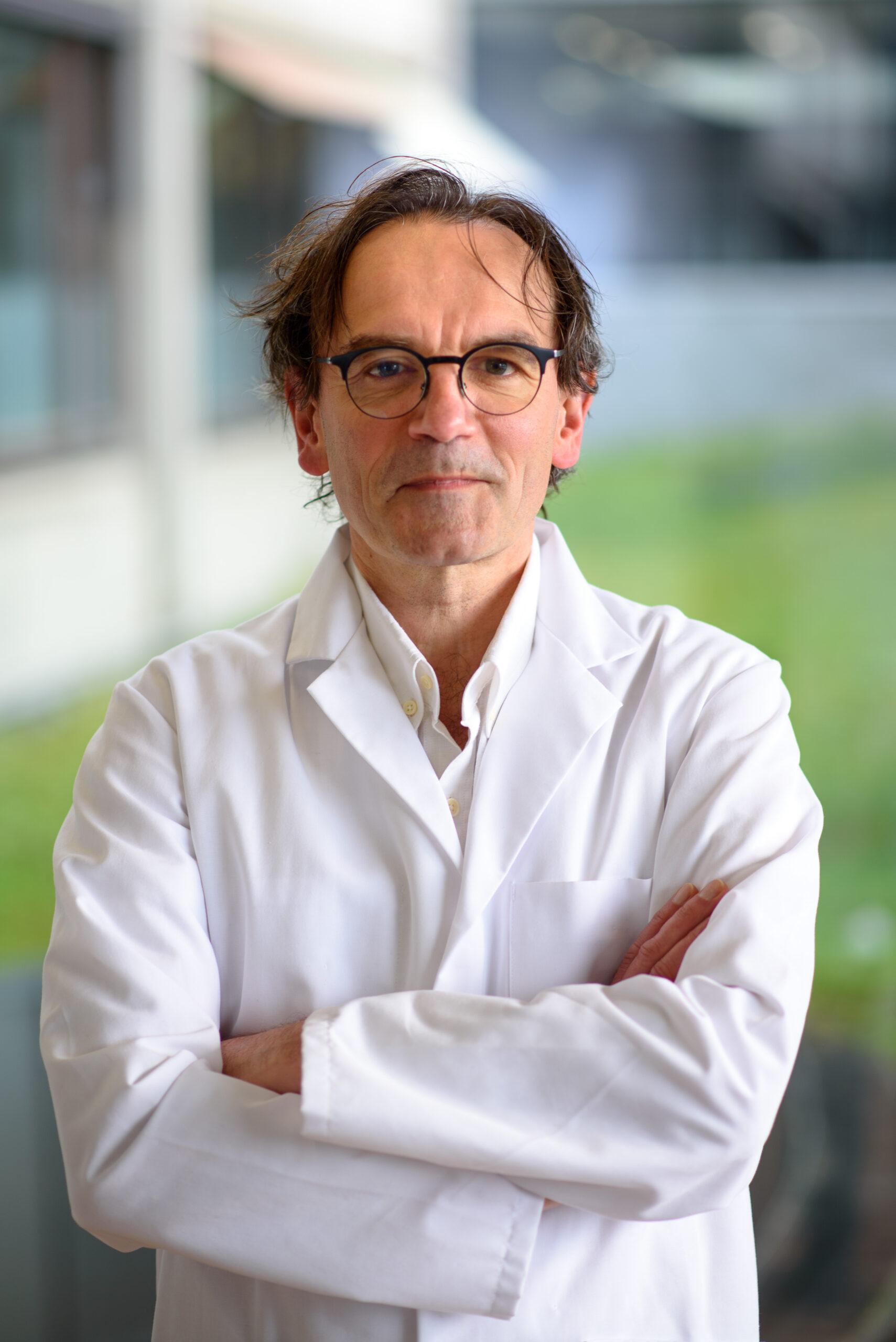 prof. Joris Vermeesch (© UZ Leuven)