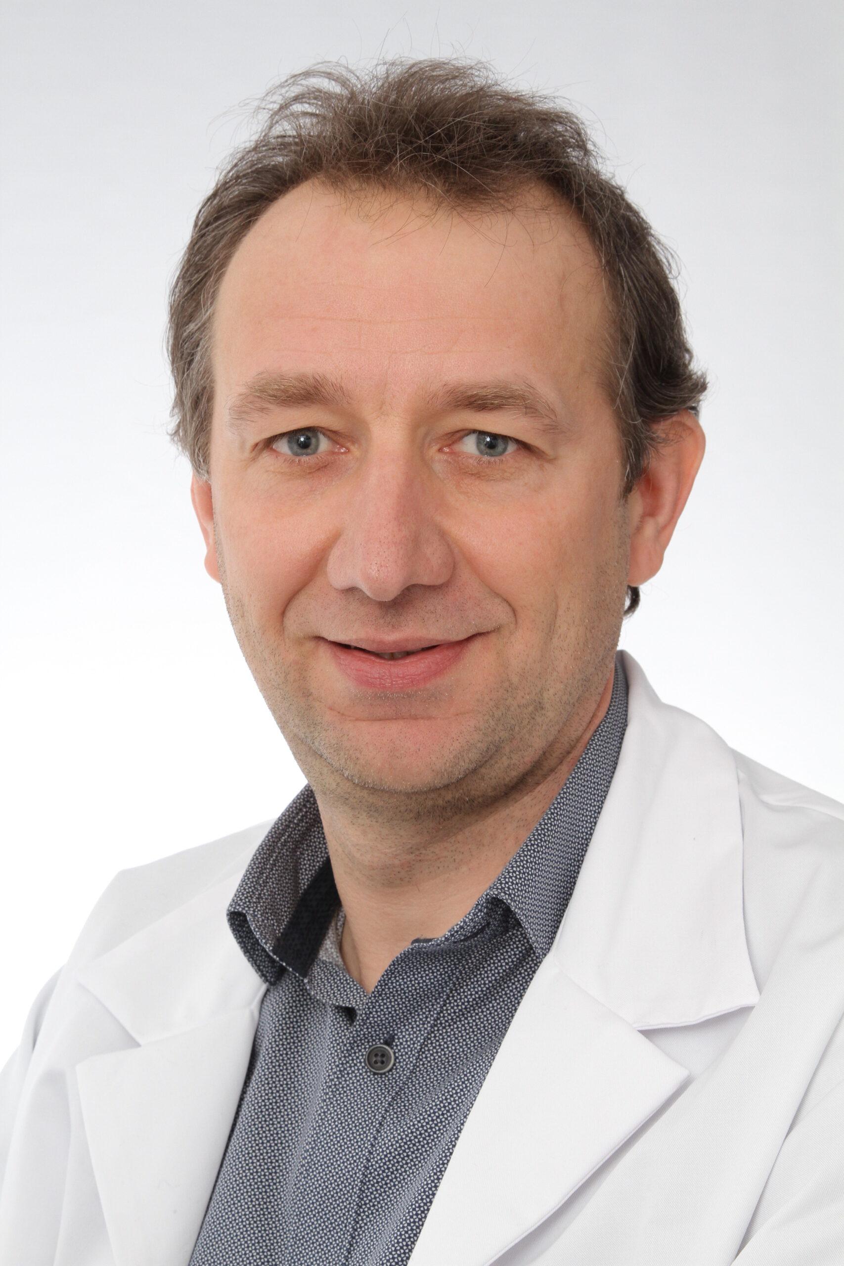 Prof. dr. Pieter Gillard, endocrinoloog en diabetesspecialist in UZ Leuven en hoofdonderzoeker van de studie
