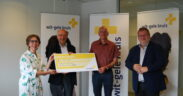 Wit-Gele Kruis schenkt COVID-vaccins