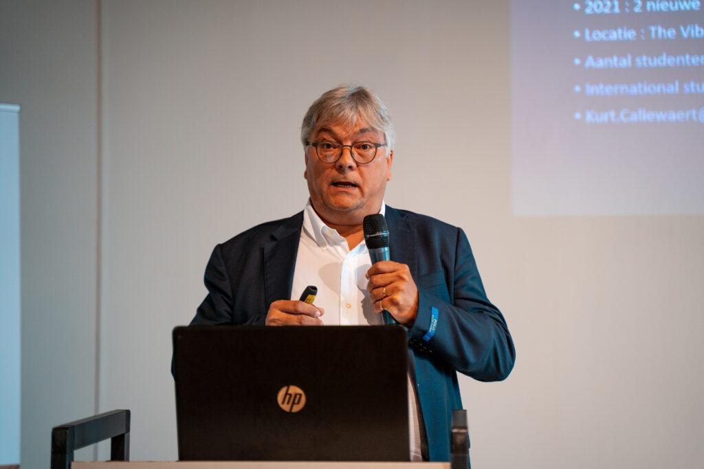 Kurt Callewaert Howest Digitalisering in de zorg