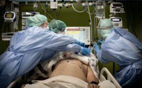 Verpleegkundigen Intensieve Zorg UZ Brussel