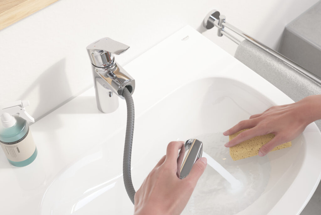 Grohe pull-out kraan