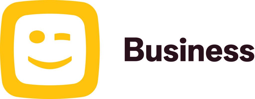 Telenet Business logo Tellie